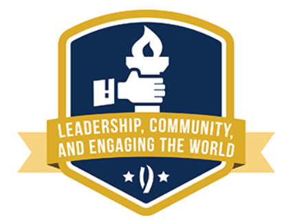 Badge: Leadership, Community, and Engaging the World